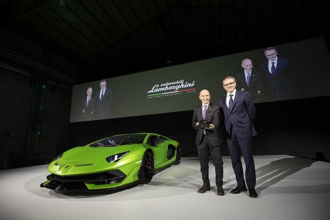 Ngay hoi Lamborghini nhieu mau sac tai Nhat Ban hinh anh 1