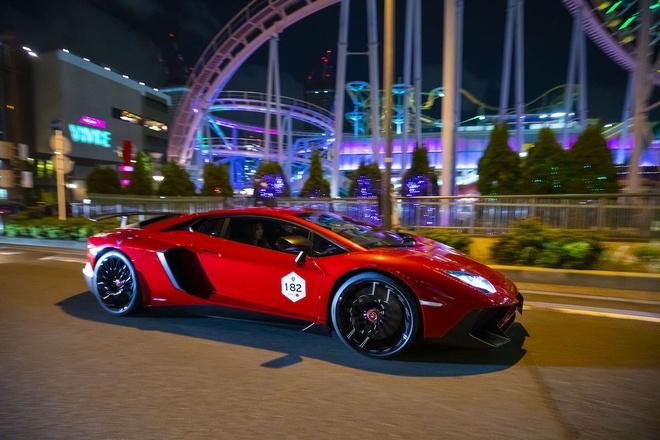 Ngay hoi Lamborghini nhieu mau sac tai Nhat Ban hinh anh 8