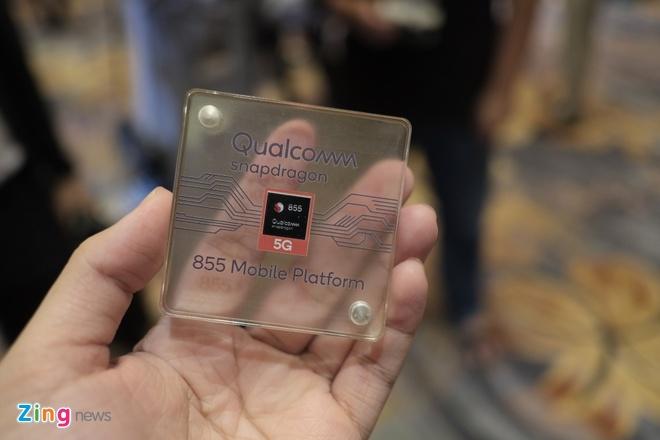 Snapdragon 855 ra mat - se co smartphone 5G dau 2019 hinh anh 2