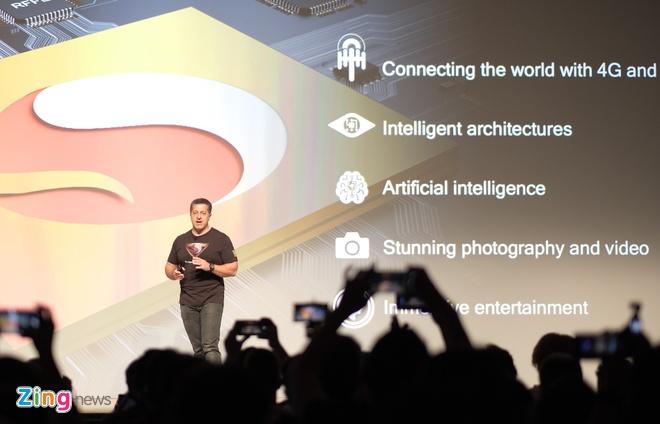 Snapdragon 855 ra mat - se co smartphone 5G dau 2019 hinh anh 1