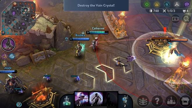 10 game mobile dang choi nhat nam 2018 hinh anh 2