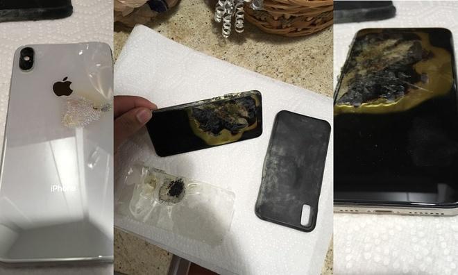 iPhone XS Max dau tien phat no trong tui cua nguoi dung hinh anh 1