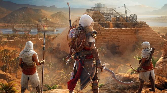 Các cracker đã mất đến 99 ngày mới bẻ khóa được Assassin Creed: Origins. Ảnh: Gamesplanet.