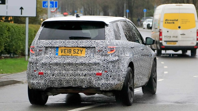Land Rover Discovery Sport 2019 lo dien o Anh hinh anh 4