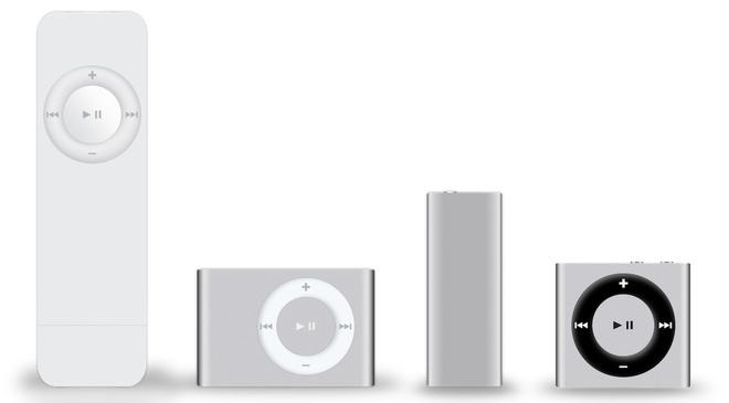 Chiec iPod Shuffle dau tien ra mat cach day 14 nam hinh anh 2