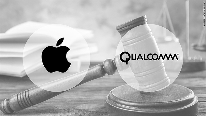 Day la ly do Qualcomm kien Apple khap noi hinh anh 1