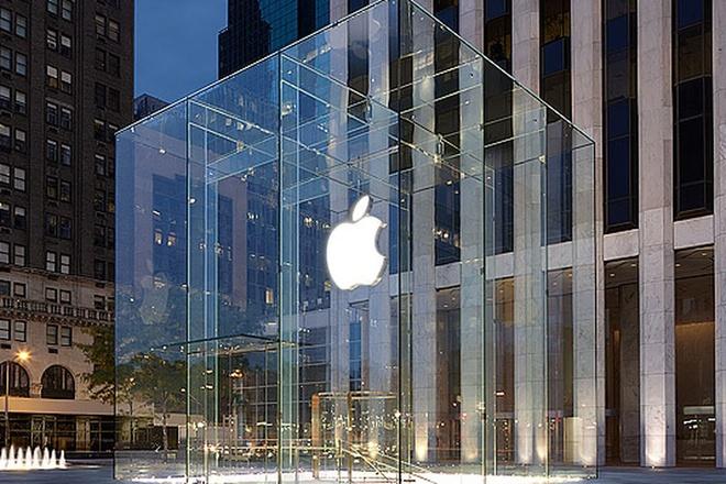 Tat ca san pham Apple deu tang doanh so, chi iPhone giam hinh anh 1