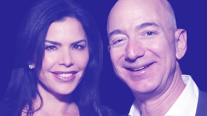 Mối quan hệ ngoài hôn nhân với Lauren Sanchez được cho là nguyên nhân của vụ ly hôn trị giá 140 tỷ USD. Ảnh: The DailyBeats.