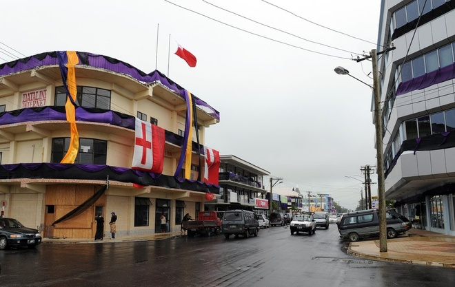 Cư dân Tonga đã trải qua 11 ngày không Facebook, Youtube. Ảnh: NYT.