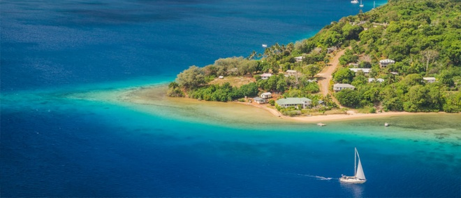 Dịch vụ du lịch tại quốc đảo xinh đẹp này chịu ảnh hưởng lớn khi không có kết nối Internet tốc độ cao. Ảnh: Travelmyne.