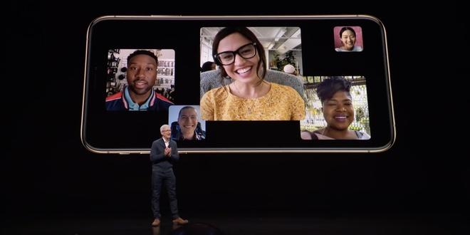 Apple phat hanh iOS 12.1.4, va loi FaceTime hinh anh 1