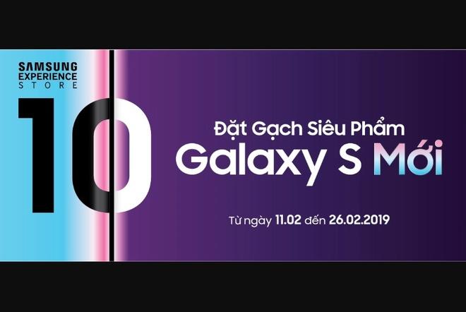 Samsung 'tang' toi da 550 USD cho ai doi tu iPhone sang Galaxy S10 hinh anh 1