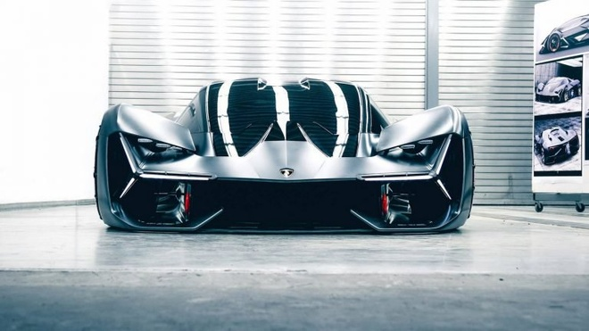 Sieu xe Lamborghini hybrid chi co 63 chiec, chua ra mat da ban sach hinh anh 1