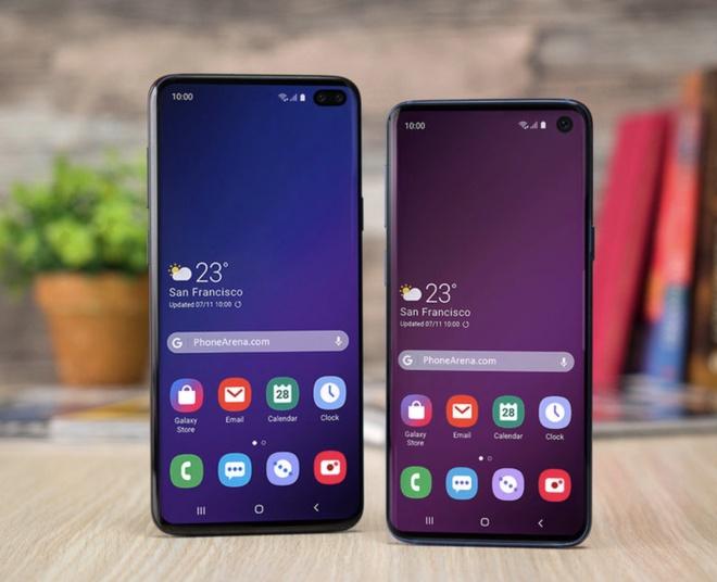 Galaxy S10 là dòng smartphone lý tưởng cho game thủ di động. Ảnh: Engadget.