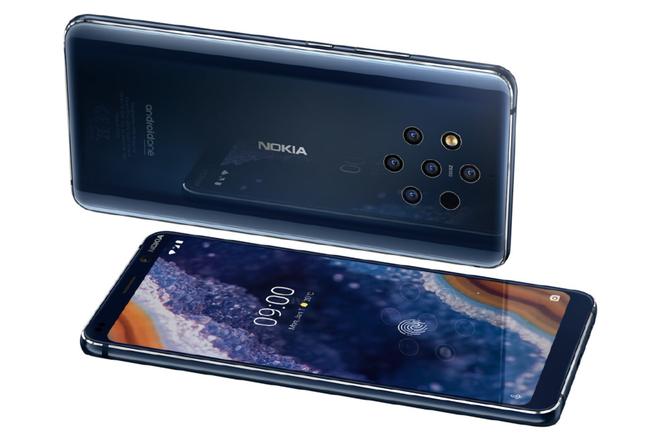 thong tin ve dien thoai Nokia 9 PureView anh 1