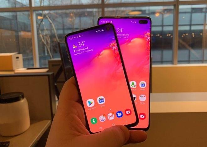 Samsung dang nghien cuu an camera trong man hinh hinh anh 1