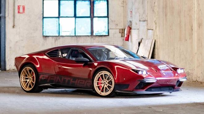 Lamborghini Huracan tro ve qua khu anh 3