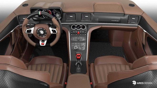 Lamborghini Huracan tro ve qua khu anh 4