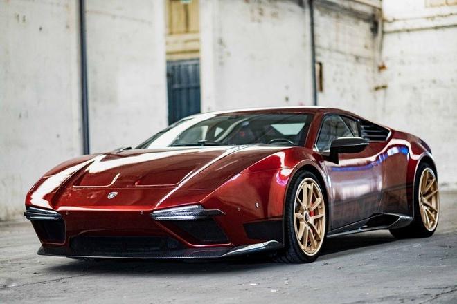 Lamborghini Huracan tro ve qua khu anh 2