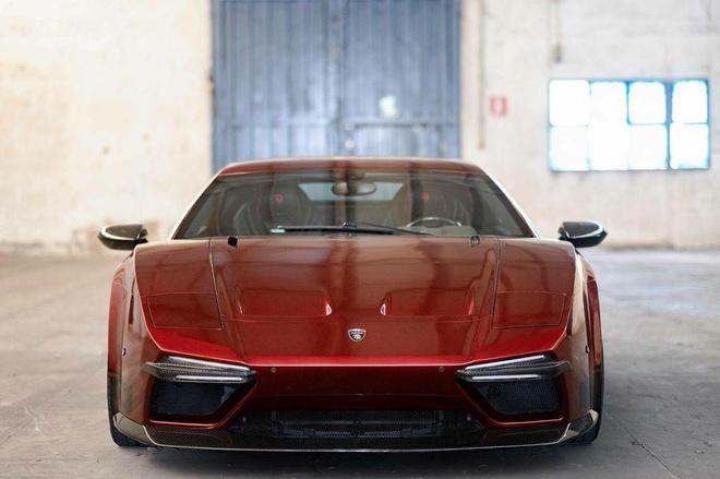 Lamborghini Huracan tro ve qua khu anh 5