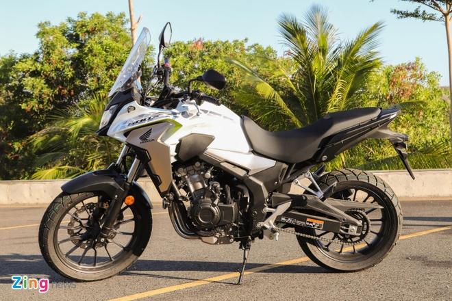 Chi tiet adventure hang nhe Honda CB500X 2019 gia 187 trieu dong hinh anh 1