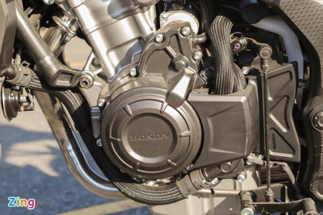 Chi tiet adventure hang nhe Honda CB500X 2019 gia 187 trieu dong hinh anh 4