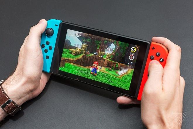 Nintendo Switch sẽ có 2 phiên bản mới năm nay - Công nghệ