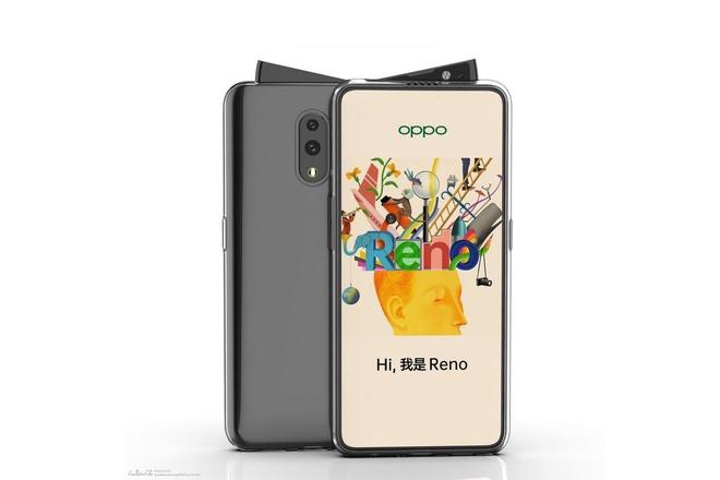 Oppo he lo smartphone Reno voi 'long may' sieu di hinh anh 1