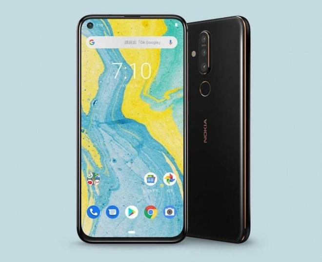 Nokia X71 ra mat - man hinh 'not ruoi', camera 48 MP, gia tu 385 USD hinh anh 1
