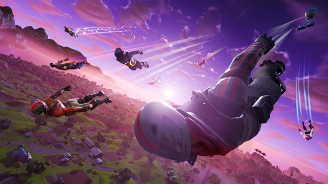 Fortnite world cup anh 2