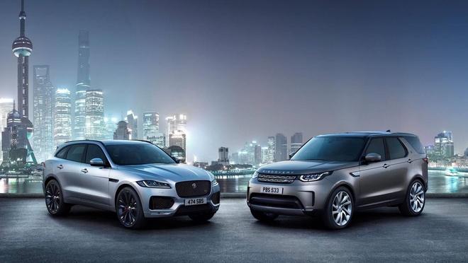 Volkswagen chi hang chuc ty USD thau tom Jaguar Land Rover hinh anh 1