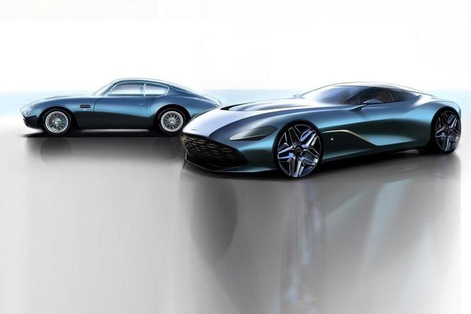 Aston Martin sap trinh lang cap sieu xe tri gia 8 trieu USD hinh anh 1