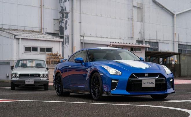 Nissan GT-R 2020 co them 2 ban dac biet, chu trong tang hieu nang hinh anh 5