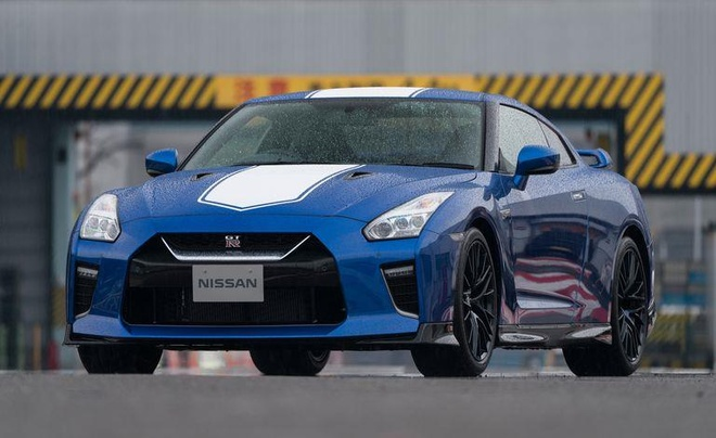 Nissan GT-R 2020 co them 2 ban dac biet, chu trong tang hieu nang hinh anh 6
