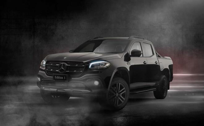 Ban tai hang sang Mercedes-Benz X-Class ban gioi han Edition 1 lo dien hinh anh 1