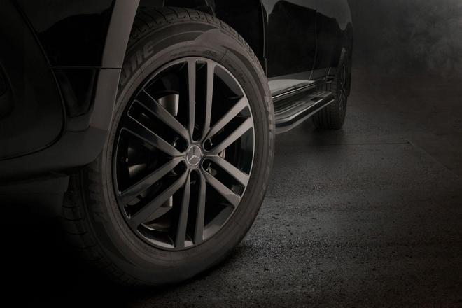 Ban tai hang sang Mercedes-Benz X-Class ban gioi han Edition 1 lo dien hinh anh 5