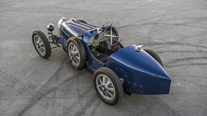 Truoc Chiron va Veyron, day la chiec xe vi dai nhat cua Bugatti hinh anh 6