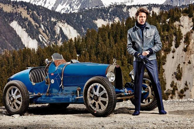 Truoc Chiron va Veyron, day la chiec xe vi dai nhat cua Bugatti hinh anh 4