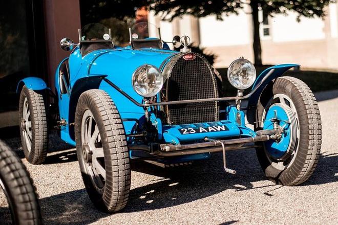 Truoc Chiron va Veyron, day la chiec xe vi dai nhat cua Bugatti hinh anh 1