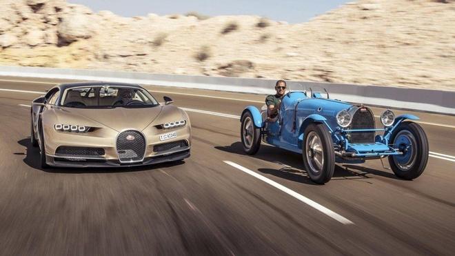 Truoc Chiron va Veyron, day la chiec xe vi dai nhat cua Bugatti hinh anh 5