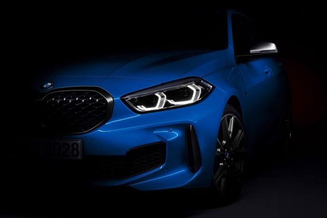 BMW 1 Series 2020 he lo thiet ke thay doi lon hinh anh 1
