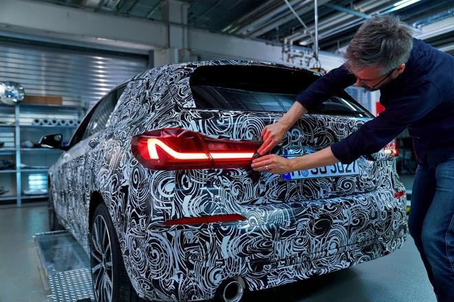 BMW 1 Series 2020 he lo thiet ke thay doi lon hinh anh 2