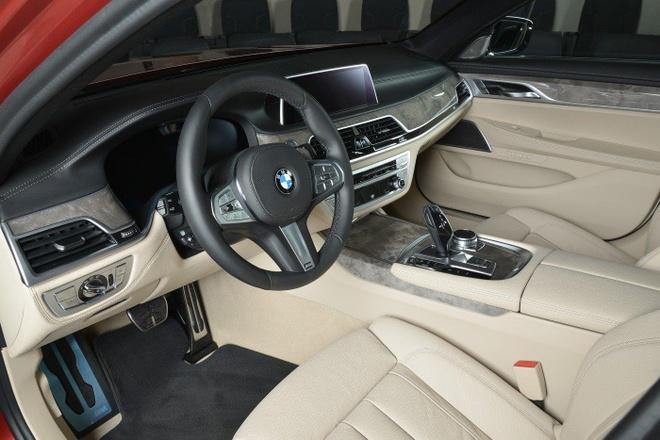 Xe sang co lon BMW 730Li chi dung dong co 'ti hon' dung tich 2.0L hinh anh 5