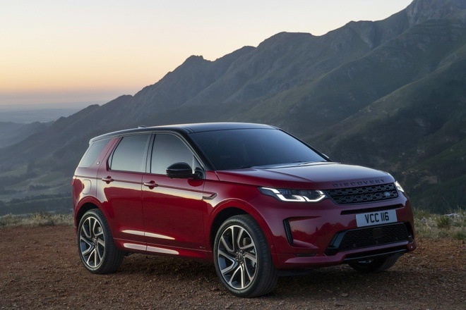 Land Rover Discovery Sport moi anh 1