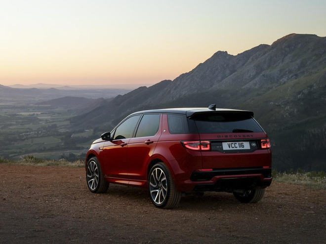 Land Rover Discovery Sport moi anh 2