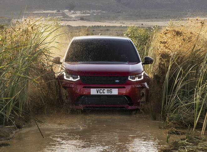 Land Rover Discovery Sport moi anh 3
