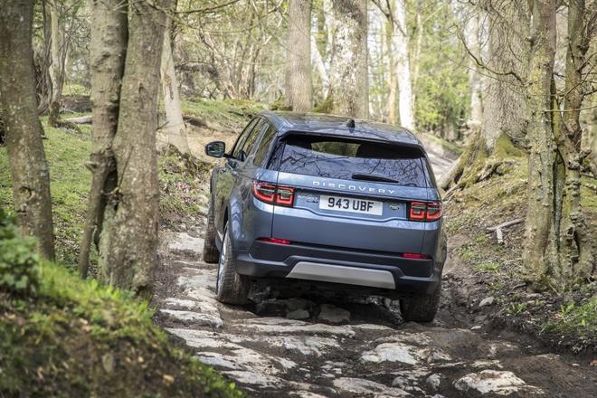 Land Rover Discovery Sport moi anh 5