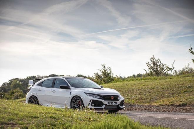 Honda Civic Type R phien ban nang gam cho dan off-road se the nao? hinh anh 1