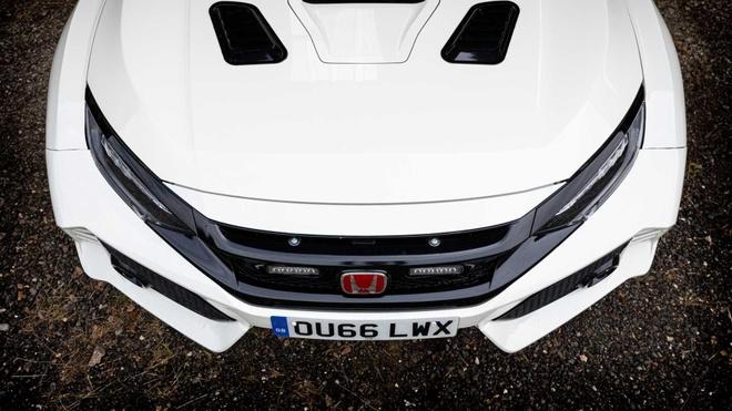 Honda Civic Type R phien ban nang gam cho dan off-road se the nao? hinh anh 5
