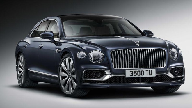 Ra mắt Bentley Flying Spur 2020, lần đầu có hệ thống lái 4 bánh